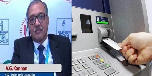 VG Kannan, IBA Chief to review ATM pricing