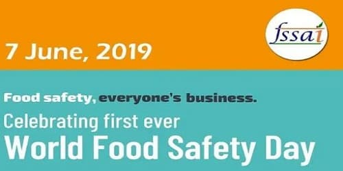 World Food Safety Day 2019