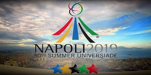 30th Summer Universiade Games 2019