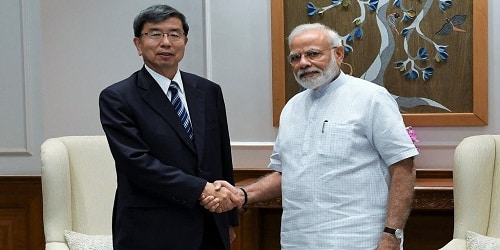 ADB President pledges over $12 Billion to India in support of New Flagship Initiatives