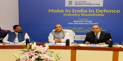 Defence Procurement Procedure to strengthen 'Make in India' initiative