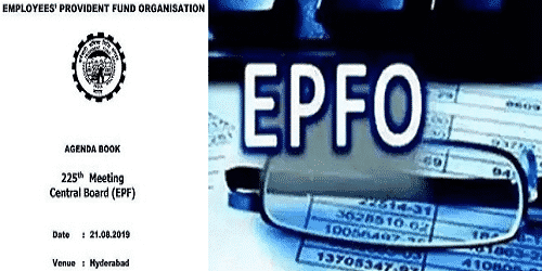 EPFO 225TH Meeting