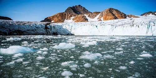 IPCC special report on oceans and Earth's frozen zones