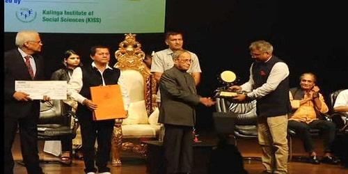 Kalinga-FCC Awards held in New Delhi