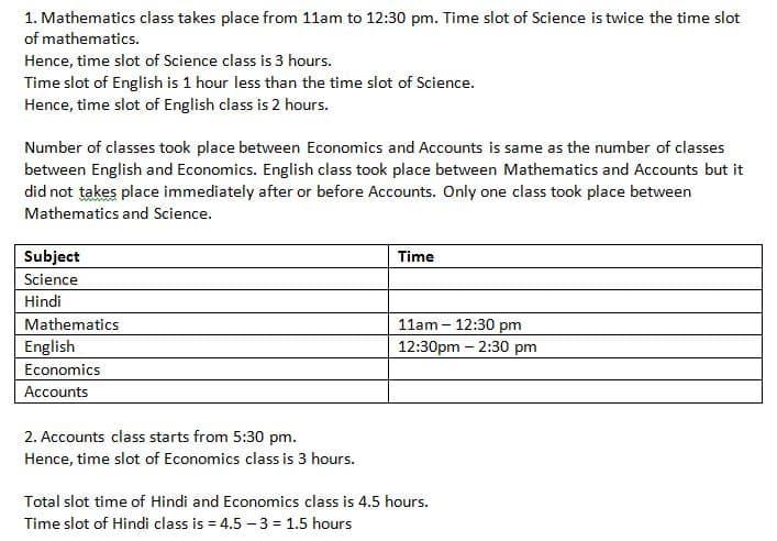 RRB clerk main Reasoning test day 1Q(6-10)