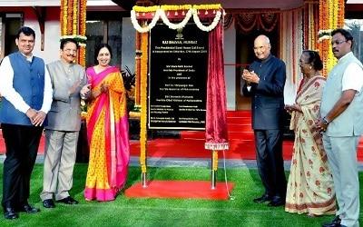 Ram Nath Govind inaugurates Bunker Museum at Raj Bhavan
