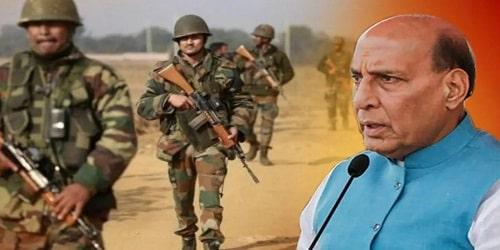 Shri Rajnath Singh approves decisions regarding re-organisation of Army Headquarter