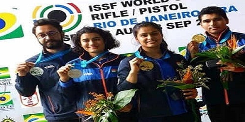 2019 ISSF World Cup Rifle