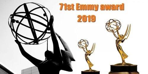 71st Primetime Emmy Awards for 2019