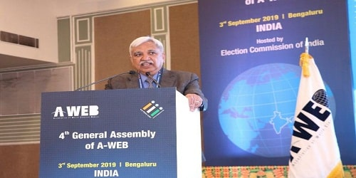 General Assembly of the Association of World Election Bodies