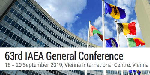 General Conference of IAEA held in Vienna