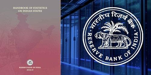 Handbook of Statistics on the Indian Economy 2018-19