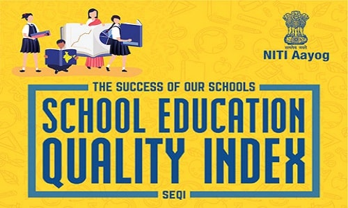 NITI Aayog releases School Education Quality Index (