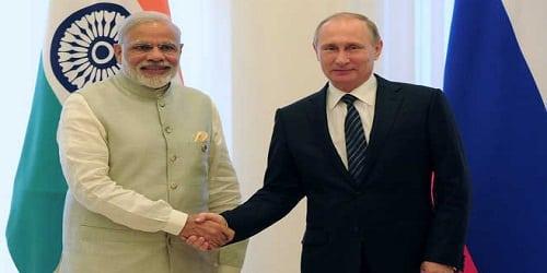 Prime Minister Narendra Modi's visit to Vladivostok