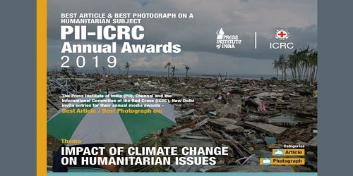 13th edition of PII-ICRC Awards
