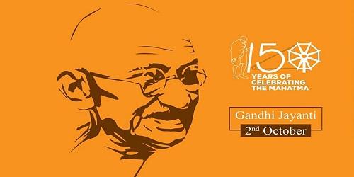 150th Gandhi Jayanti