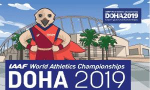 17th IAAF World Athletics Championships for 2019
