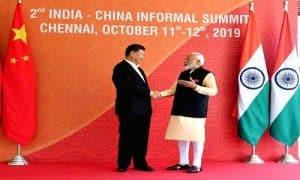 2nd India-China Informal Summit in Mahabalipuram