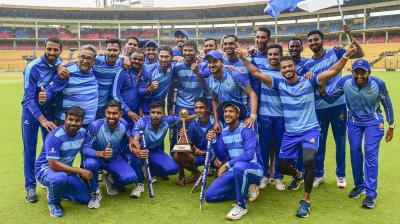 4th vijay hazare trophy