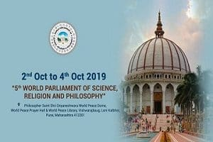 5th World Parliament of science, religion and philosophy 2019