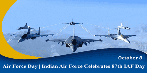 87th Air Force Day on october 8, 2019