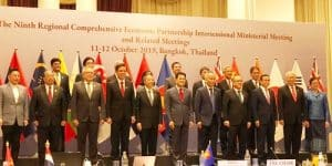 9th RCEP Intersessional Ministerial Meeting for 2019