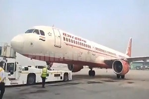 Air India becomes world's first airline to bring aircraft to runway
