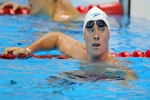 American Olympic swimming champion Conor Dwyer