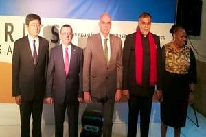 BRICS culture ministers' meeting 2019