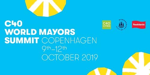 C40 world mayors Summit 2019