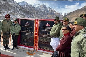 Col. Chewang Rinchen Setu Bridge inaugurated in Ladakh