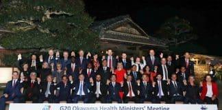 G20 Okayama Health Ministers' Meeting 2019