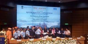 Gajendra Singh Shekhawat launched 'Ganga Aamantran' Abhiyan