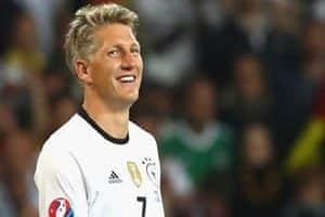 Germany's Bastian Schweinsteiger retires from football