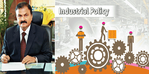 Guruprasad Mohapatra to prepare contours of new industrial policy