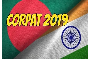 India- Bangladesh Coordinated Patrol (CORPAT) 2019