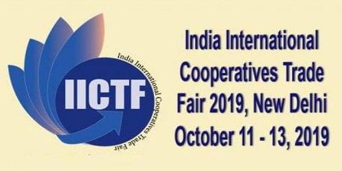 India International CooperativeTrade Fair 2019