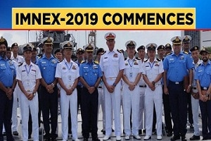 India Myanmar Naval Exercise' IMNEX-2019