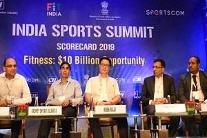 India Sports Summit – Fitness $10 Billion Opportunity