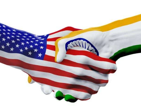 India us joint hands