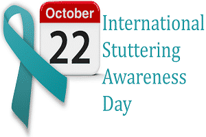International Stuttering Awareness Day 2019