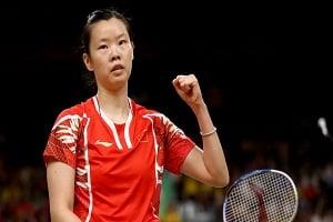 Li xuerui of china retired from international badminton