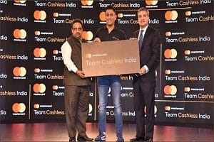 Mastercard in collaboration with MS Dhoni