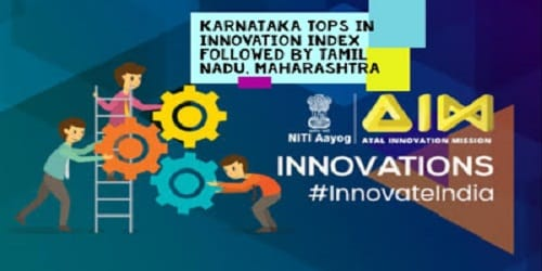 NITI Aayogs' India Innovation Index 2019