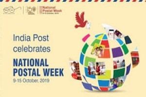 National postal week 2019