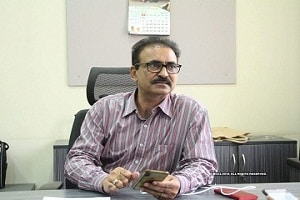Pankaj kumar got appointed as CEO of UIDAI