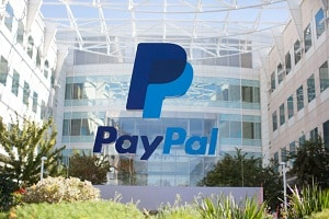 PayPal & Synchrony tied up