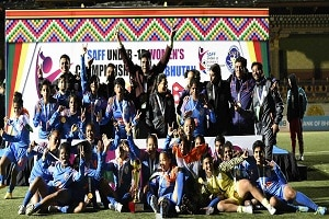 SAFF U-15 Women's Championships 2019