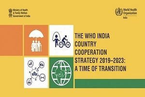 WHO India Country Cooperation Strategy 2019–2023
