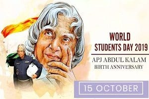 World Student's Day 2019
